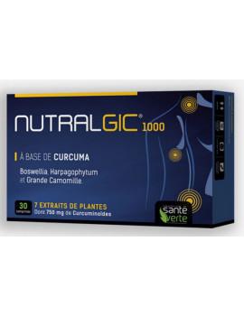 Nutralgic 1000 - 30 comprimés - Santé Verte articulations arthrose Abcbeauté
