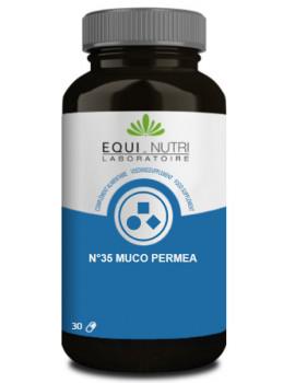 Muco Permea n°35 30 gélules Equi Nutri perméabiité inflammation intestinale Abcbeauté