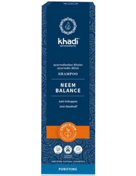 Shampooing ayurvédique Neem Balance 200ml Khadi