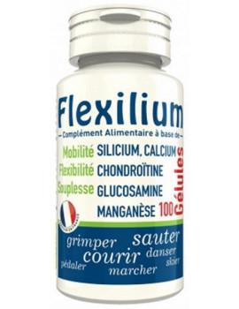 Flexilium Glucosamine Chondroitine Silicium 100 gélules LT LABO mal de dos articulaire Abcbeauté