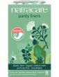 30 protèges slip naturels incurvés Natracare - produit d'hygiène féminine écologique