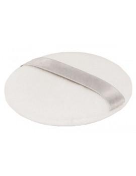 Houppette en coton Couleur Caramel coton naturel caresse pour la peau Abcbeauté