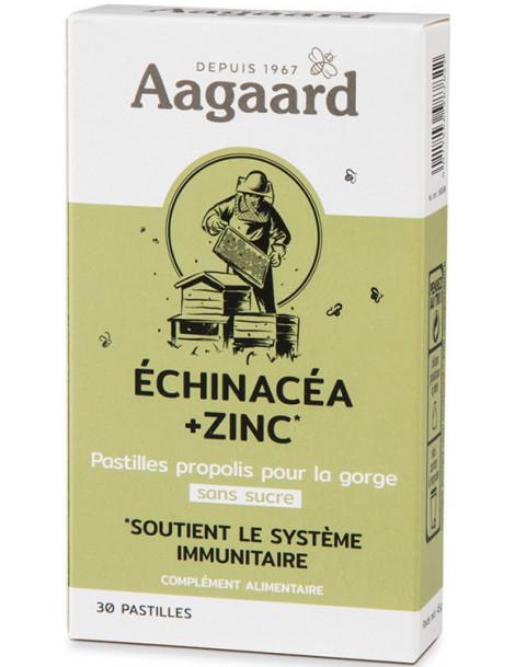 Propolentum Echinacea et Zinc 30 pastilles Aagaard