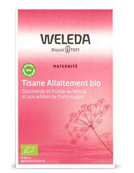 Tisane allaitement bio Fruits rouges 20 sachets Weleda lactation digestion difficile du nourrisson Abcbeauté