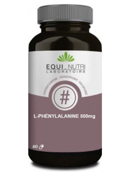 L-Phénylalanine 500 Equi-Nutri - 60 gélules abcbeauté