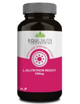 L-Glutathion Reduce 30 gélules - Laboratoire Equi-Nutri abcbeaute