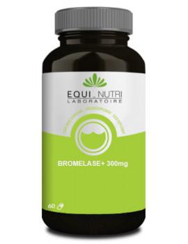 Bromelase Equi-Nutri - 60 gélules abcbeaute 900mg pour 3 gélules