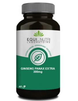 Ginseng Panax bio 60 gelules Equi - Nutri