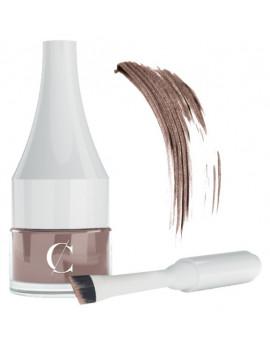 Gel teinté sourcils No 62 Châtain Couleur Caramel maquillage bio des sourcils et des yeux Abcbeauté