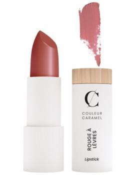 Rouge à lèvres Mat No 126 Beige Rosé 3.5 gr Couleur Caramel mat poudré classe Abcbeauté