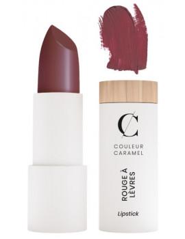 Rouge à lèvres Mat No 258 Lie de Vin 3.5gr Couleur Caramel précieux et sophistiqué mystérieux Abcbeauté