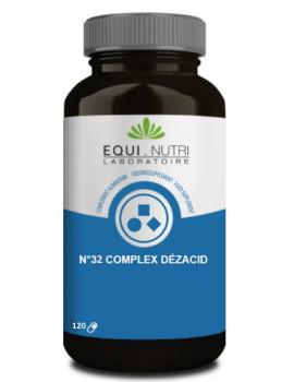 Dezacid 120 gelules Equi - Nutri