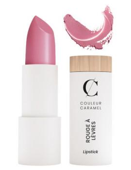 Rouge à lèvres nacré No 203 rose sombre 3.5 gr Couleur Caramel maquillage minéral bio abcbeauté