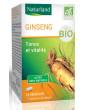 Ginseng Panax Bio 75 gélules végétales Naturland tonus vitalité ginsenosides Abcbeauté