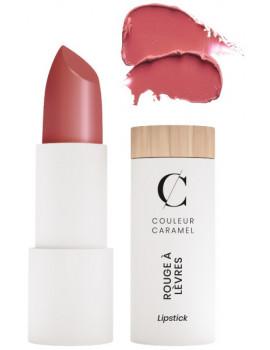 Rouge à lèvres satiné No 234 bois de rose 3.5gr Couleur Caramel charme brillance effet glossy Abcbeauté maquillage