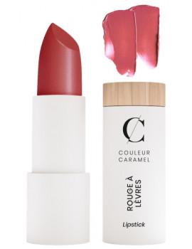 Rouge à lèvres nacré No 238 Framboise acidulée 3.5gr Couleur Caramel glossy flasshy branché Abcbeauté maquillage
