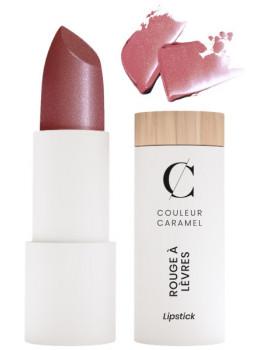 Rouge à lèvres brillant Hibiscus No 243 Couleur Caramel glossy branché Abcbeauté