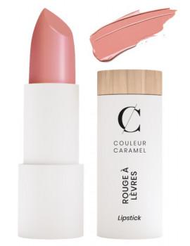 Rouge à lèvres satiné No 255 Rose lumière 3.5 gr Couleur Caramel brillant et moderne Abcbeauté maquillage bio
