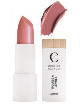 Rouge à lèvres Brillant No 257 Rose ancien 3.5gr Couleur Caramel abcbeauté maquillage bio minéral