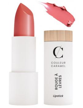 Rouge à lèvres satiné No 261 Rose gourmand 3.5g Couleur Caramel brillant appétissant Abcbeauté maquillage