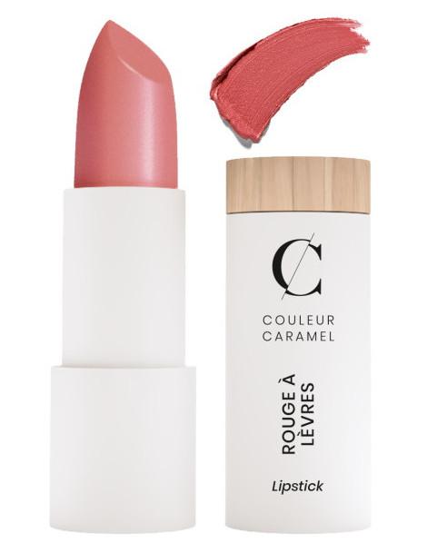Rouge à lèvres nacré No 287 rouge rosé 3.5gr Couleur Caramel sophistiqué nacré léger Abcbeauté
