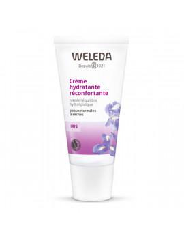 Crème de jour hydratante réconfortante à l'Iris 30ml Weleda