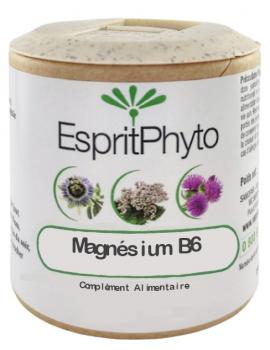 EspritPhyto - Magnésium B6 - 90 gélules abcbeauté