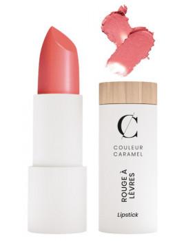 Rouge à lèvres nacré No 506 Rose corail 3.5gr Couleur Caramel rosé resplendissant sublime cosmos Organic Abcbeauté
