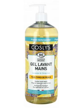 Gel Lavant Mains Lavande Citron 1 l Coslys
