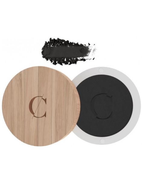 Ombre à paupières No 023 noir mat 1.7 gr Couleur Caramel maquillage bio Cosmos Abcbeauté