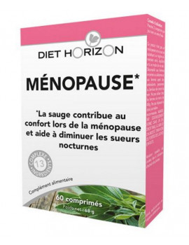 Menopause 60 comprimes Diet Horizon