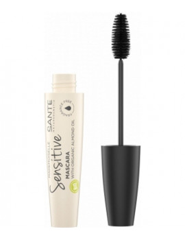 Mascara Mademoiselle Sensitive 01 Noir 8ml Santé Naturkosmetik