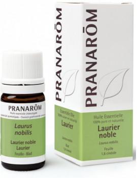 Laurier noble 5 ml Pranarôm, huile essentielle bio abcbeauté