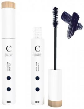 Mascara perfect volumateur No 43 bleu incandescent 6 ml Couleur Caramel