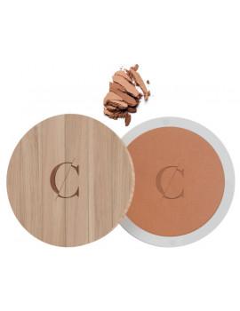 Terre Caramel No 28 Halé nacré effet bronzé 8.5g Couleur Caramel teint mat naturel et nacré Abcbeauté maquillage