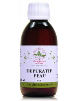 Phyto concentré Dépuratif Peau 200ml Herboristerie de Paris