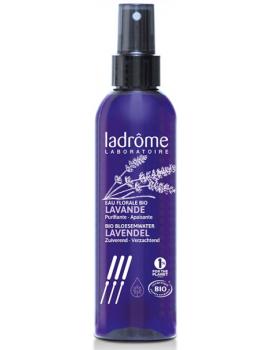 Eau florale de Lavande fine bio 200ml Ladrôme peau et cheveux astringent Abcbeauté aromathérapie