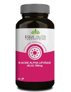 Acide Alpha Lipoïque - 30 gelules Equi - Nutri