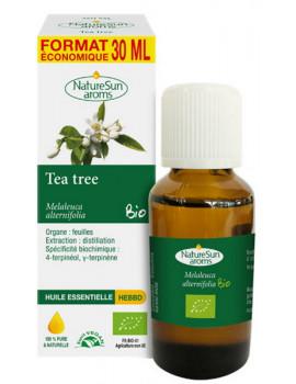 Huile essentielle de Tea Tree bio 30ml NatureSun'arôms