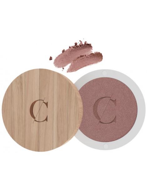 Ombre à paupières No 055 cuivre nacré 1.7g Couleur Caramel maquillage bio Abcbeauté