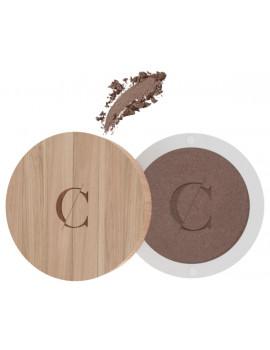 Ombre à paupières No 067 chocolat cuivré nacré 1.7g Couleur Caramel yeux marron marron foncé Abcbeauté maquillage