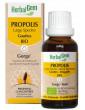 Propolis Large spectre Flacon 15ml Herbalgem échinacée huiles essentielles gorge soulagée Abcbeauté