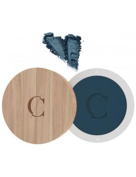 Ombre à paupières No 076 Bleu marine mat 1.7g Couleur Caramel dégradés de teinte maquillage bio Abcbeauté