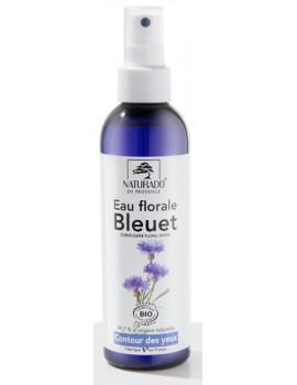 Eau florale de Bleuet bio 200ml Naturado en Provence