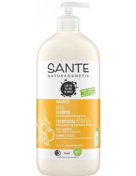 Shampoing Réparateur Olive Bio et Proteine de Pois 950ml SANTE