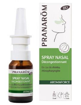 Spray nasal décongestionnant 15ml Pranarôm