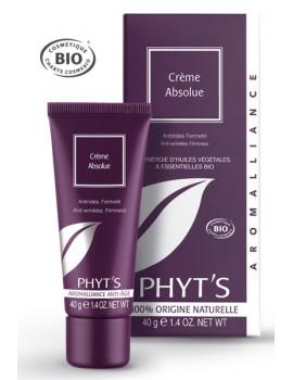 Crème Absolue Fermeté Anti Rides  40 grammes Phyt's