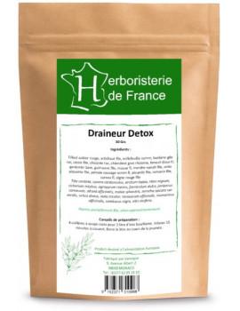 Tisane Draineur Detox 30gr Herboristerie de France drainage silhouette élimination Abcbeauté