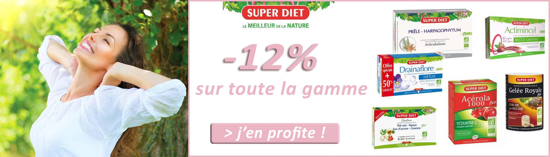 SUPER DIET -12%