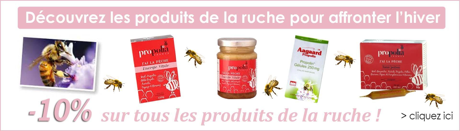propolis produits de la ruche